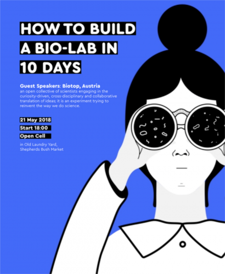 How to build a BIO-LAB in 10 days